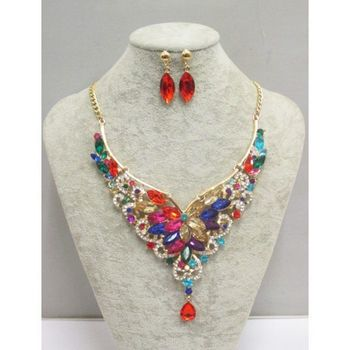 Bollywood wedding necklace accessory woman