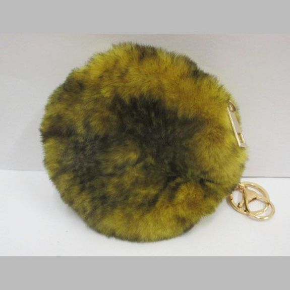 fur small wallet