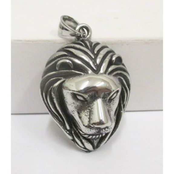 lion pendant king of the jungle