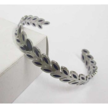wheat steel bracelet woman