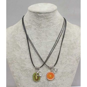orange kiwi friendship jewelry