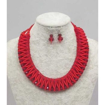 fancy jewelry necklace earring wholesaler