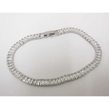 crystal bracelet end