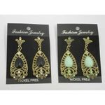 cheap dangling pendant earrings