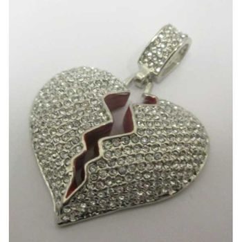 broken heart jewelry