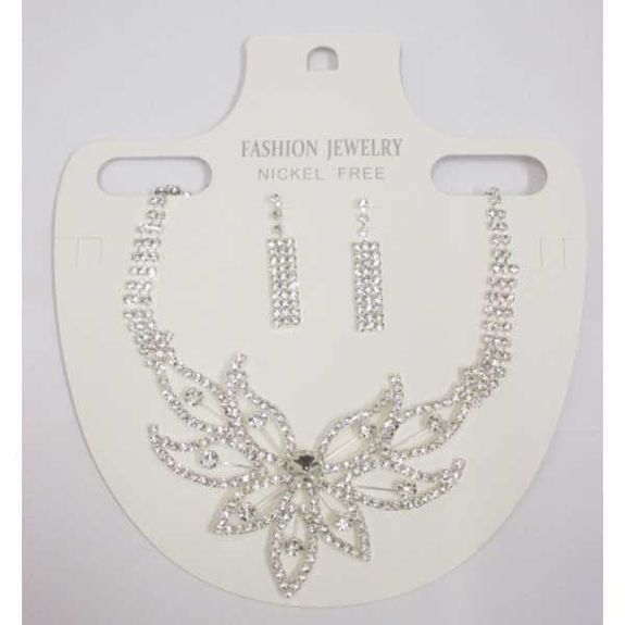 jewelry to offer crystal rhinestones