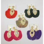 jewelery buckle tassel fringe of all color