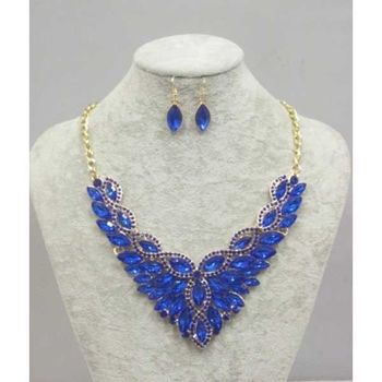 jewelry set of color for oriental festival