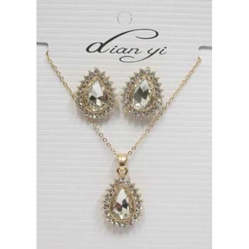 small crystal jewelry cheap price