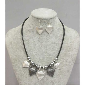 jewelry necklace pattern geometric shape