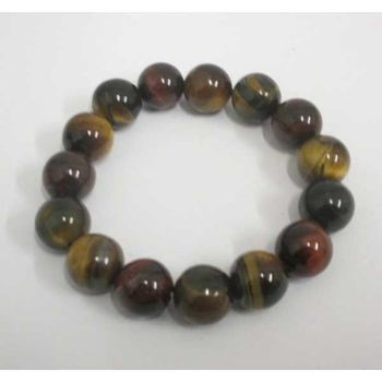 multicolored tiger eye bracelet