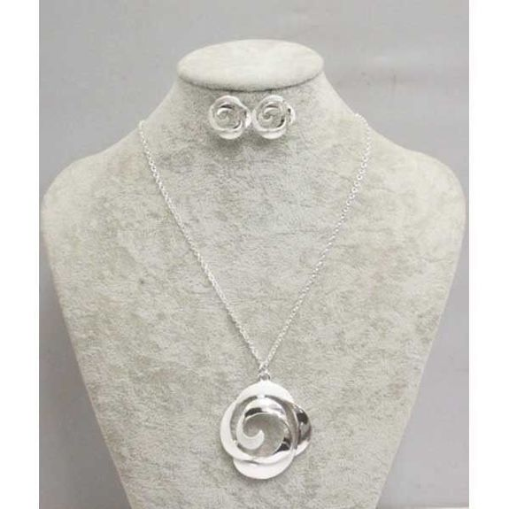 all white jewelry necklace email