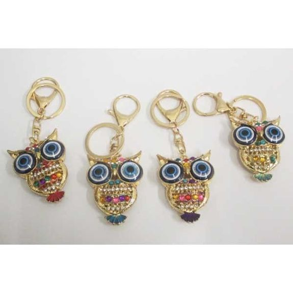 owl bag jewelry of all colors