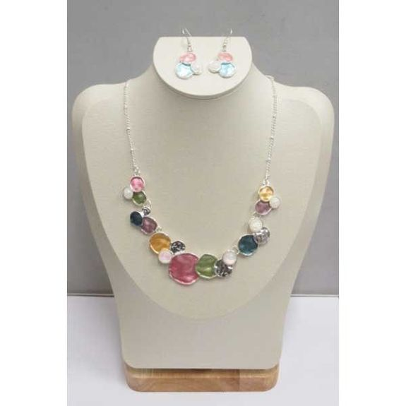 enamel jewelry collection