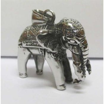 royal elephant pendant