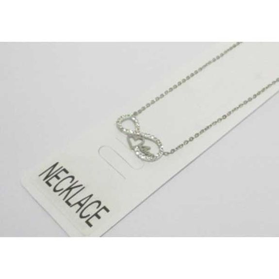 infinity love pendant eternal love symbol
