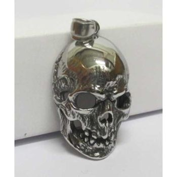 skull pendant steel purchase sale