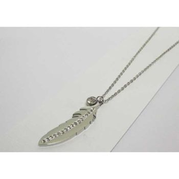 ethnic feather pendant 70