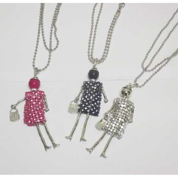 crystal doll jewelry