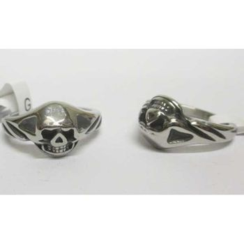 filibuster skull ring