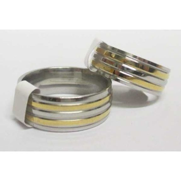Dad gift steel ring