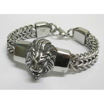 bracelet jewelry head lion jewelry african