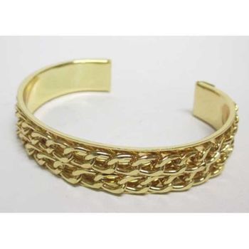 double link gold rush bracelet