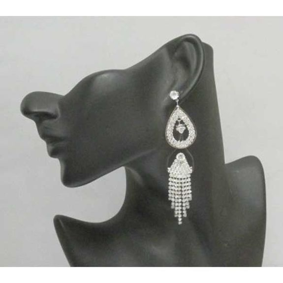 evening party earrings at low prices