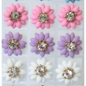 earring flower at low price