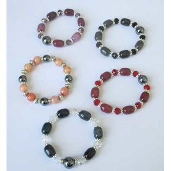 pearl bracelet of all colors