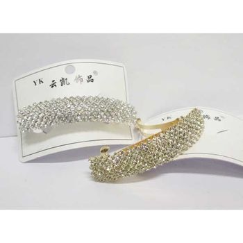 clip accessoires cheveux strass mariage
