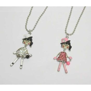 selling jewelry doll