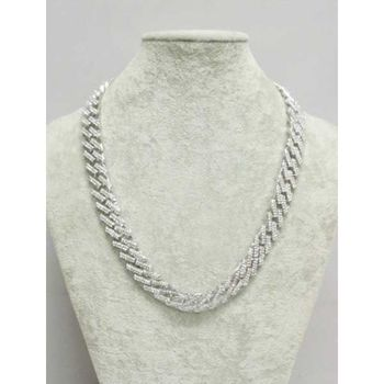 cuban link necklace jewelry