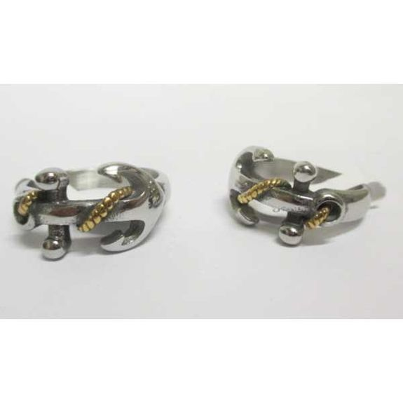steel anchor ring
