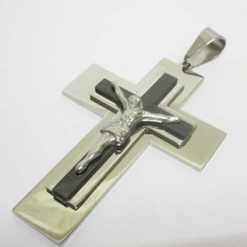 great crucified christ cross