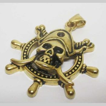 medallion pirates of the caribbean
