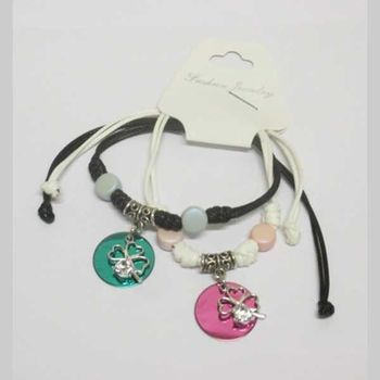 bracelet jewelry child friendship clover