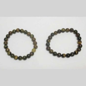 tiger eye bracelet and 3 eyes