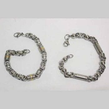 steel bracelet man good price