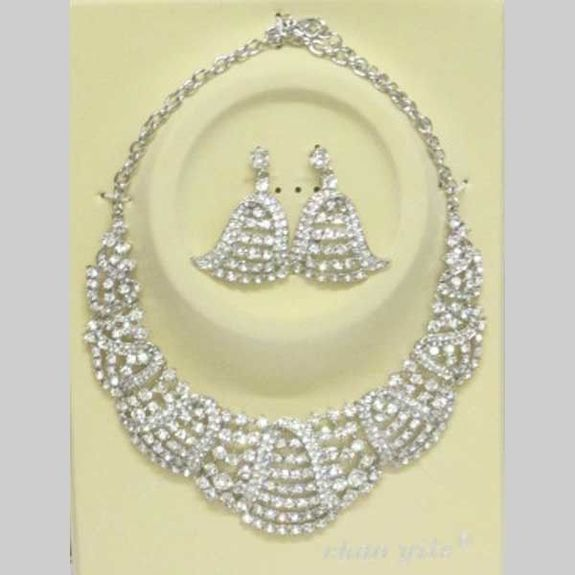 wedding and evening jewelry