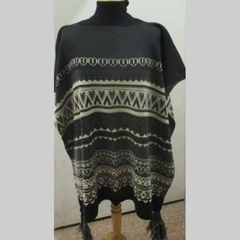 poncho cape sold by 2 pieces