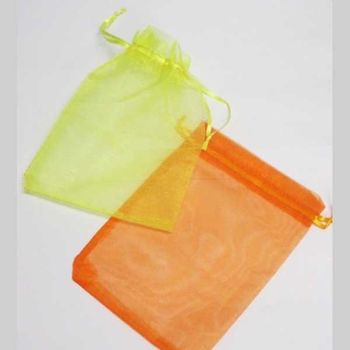 organza coloris flashy