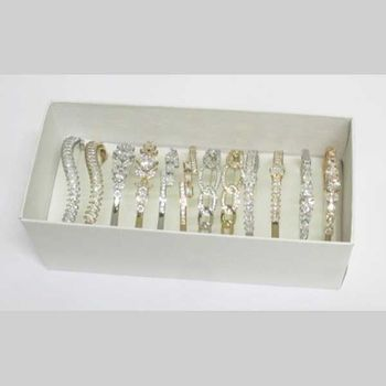 matching pack crystal bracelet ready for sale