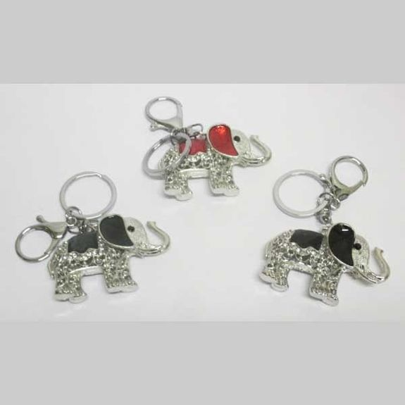 elephant bag jewelry trunk in the air