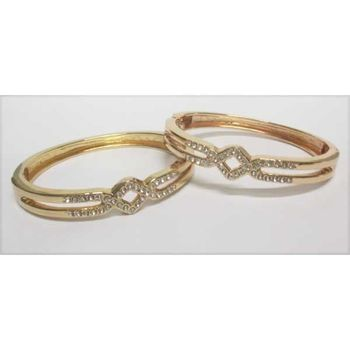 bracelet sold in gold and pink