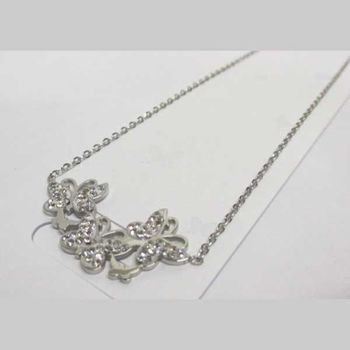 stainless steel migrant butterfly jewelry
