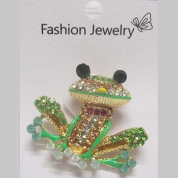 princess looking toad jewelry