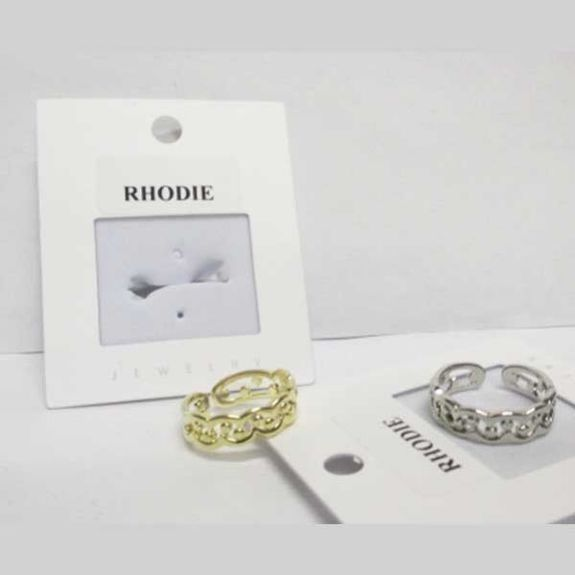 open round ring jewelry ring