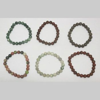 bracelet jewelry for benefit lithotherapy