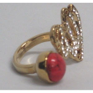 Woman Ring size gold